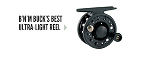 B'n'M Buck's Best Ultra-Light Reel