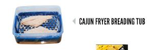 Cajun Fryer Breading Tub